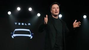 Tesla beschafft sich Milliarden