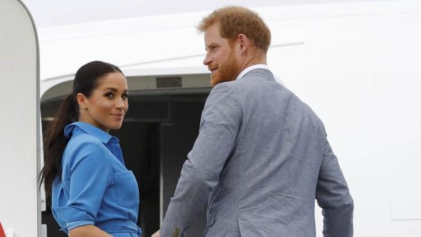 Promis verteidigen Harry und Meghan