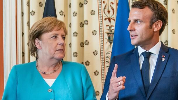 Die neue deutsch-französische Devise