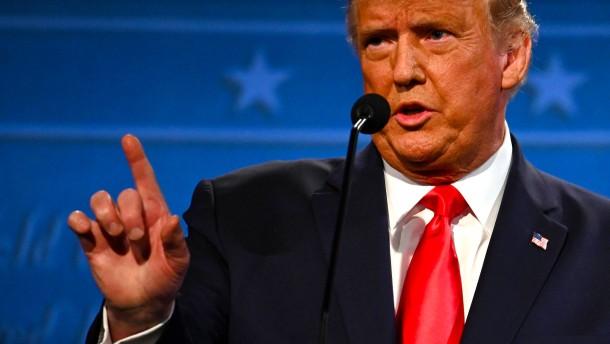 Trump will Corona-Hilfspaket nicht unterzeichnen