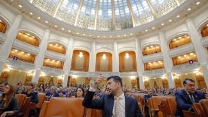 Steht Rumänien vor Neuwahlen?