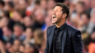 Atlético verkürzt Vertrag mit Trainer Simeone