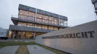 Das Bundesverfassungsgericht in Karlsruhe