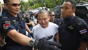 Jet-Set-Mönch verabschiedet sich in Haft