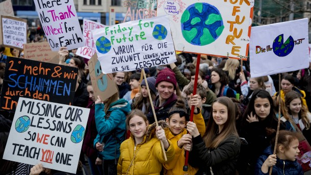Petersberger Klimadialog ins Netz verlegt