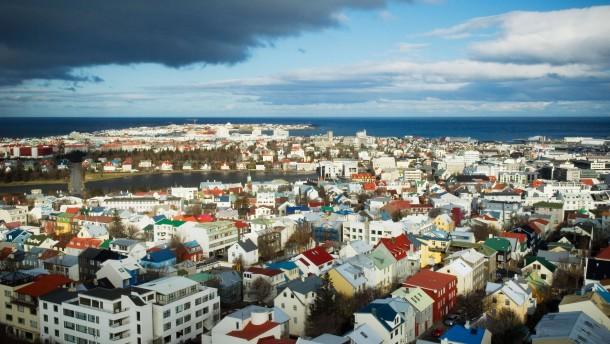 Islands Krisen-Saga
