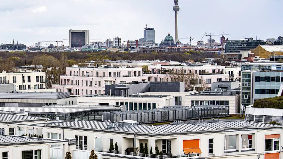 Berlin: Die Mietpreise sind ohnehin teuer, seit Januar kommt auch noch der CO2-Preis dazu.