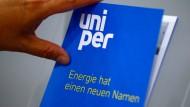 """Kurz vorm Börsengang: Eons Tochtergesellschaft """"Uniper"""""""