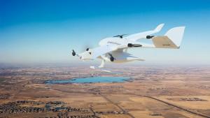 Wingcopter baut Drohnen für Amerika