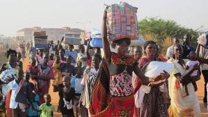 Bis zu 500 Tote in Südsudan