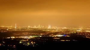 """Forscher warnen vor """"Lichtverschmutzung"""""""