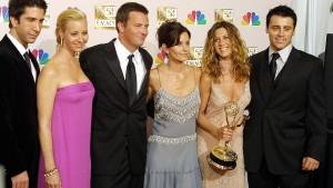 """Diese Promis spielen bei der """"Friends""""-Reunion mit"""