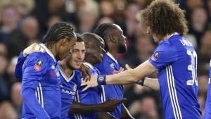 Chelsea steht im Halbfinale des FA Cups