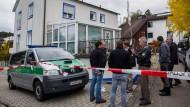 De Maizière nennt Angriffe auf Polizisten unerträglich
