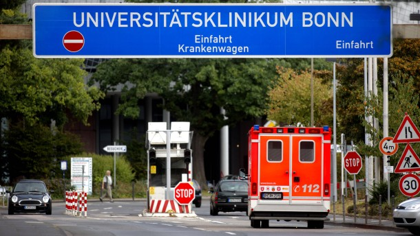 Drogen-Razzia in Bonner Uni-Klinik