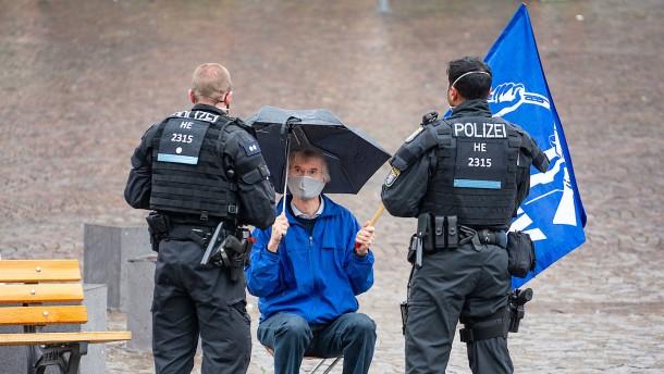 Merkels Medizin ist die richtige