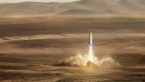 Der Mars als zweite Erde