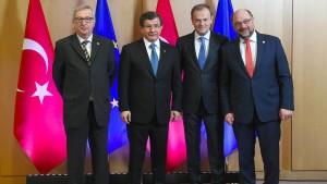 EU-Staaten streiten über Zukunft der Balkanroute