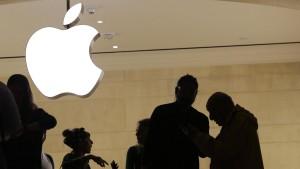 Neue iPhones von Apple erwartet