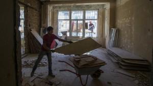 Wohnungspreise steigen langsamer
