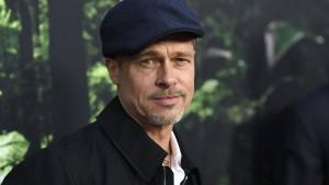 Brad Pitt bricht sein Schweigen