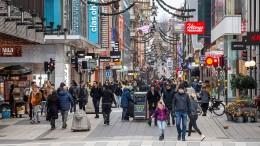 Schweden ist auf dem Weg in eine dunkle Zeit