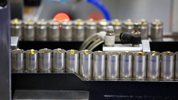 Continental denkt über eigenes Batteriewerk nach