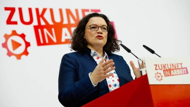 SPD wieder zweitstärkste Partei
