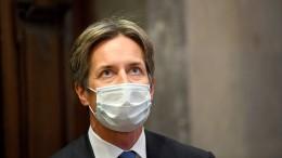 Acht Jahre Haft für früheren Finanzminister Österreichs