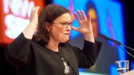"""Nahles nennt Seehofer """"Gefahr für Europa"""""""