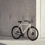 Integriertes Design: Auch beim Electrified S2 von Vanmoof stecken die Funktionselemente im Rahmen des Fahrrads.