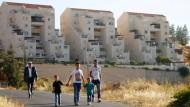 Parlament legalisiert Siedlungen auf Palästinenser-Gebiet