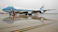 """Noch fliegt der Präsident mit dieser """"Air Force One"""" (Archivbild)"""