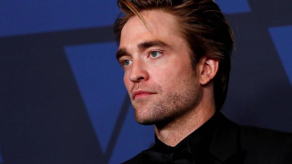 Robert Pattinson übernimmt die Hauptrolle in der neuen Batman Verfilmung.