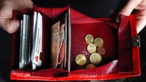 Deutschland zahlt noch immer am liebsten bar