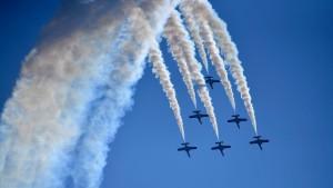 Luftfahrtmesse ILA wohl bis 2030 gesichert