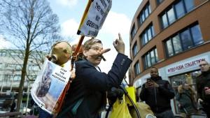 Die Krim-Krise überschattet den Atom-Gipfel