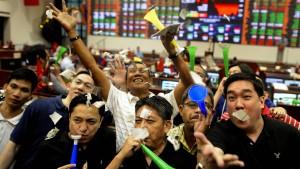 Was im Jahr 2015 an der Börse aus 100.000 Euro wurde