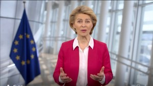 EU-Kommission überbietet Merkel-Macron-Plan