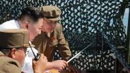Nordkorea will offenbar neue Langstreckenrakete starten