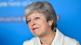 Mays Brexit-Deal vor endgültigem Aus