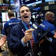 Die Stimmung an der Börse ist mies - die Anleger ängstigen sich vor einer Reihe von möglichen Problemen.