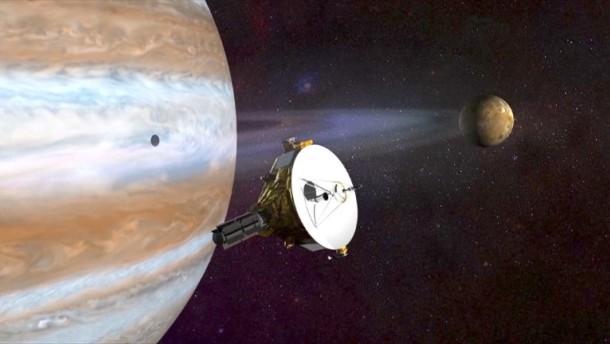 Am Ende des Sonnensystems
