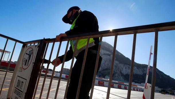 Einigung auf Grenzregelung für Gibraltar