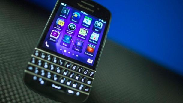 Geheimdienst knackt auch Verschlüsselung von Blackberry und iPhone