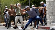Tempelberg-Streit: Sechs tote Israelis und Palästinenser