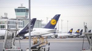 Lufthansa wird zum Sparen gezwungen