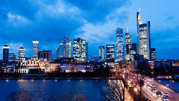 Frankfurt als Tourist erleben  - die Sehenswürdigkeiten der Mainmetropole