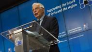 EU-Außenbeauftragter Josep Borrell