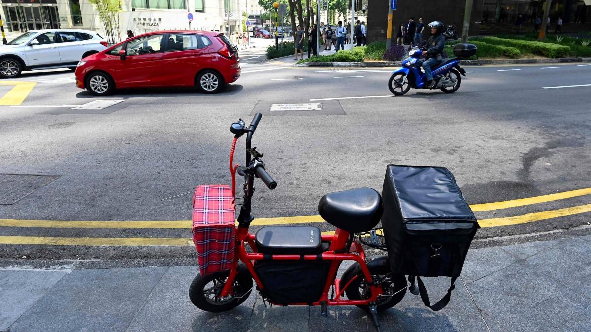 Singapur verbannt Elektroroller